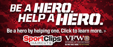 Sport Clips Haircuts of Morrisville ​ Help a Hero Campaign